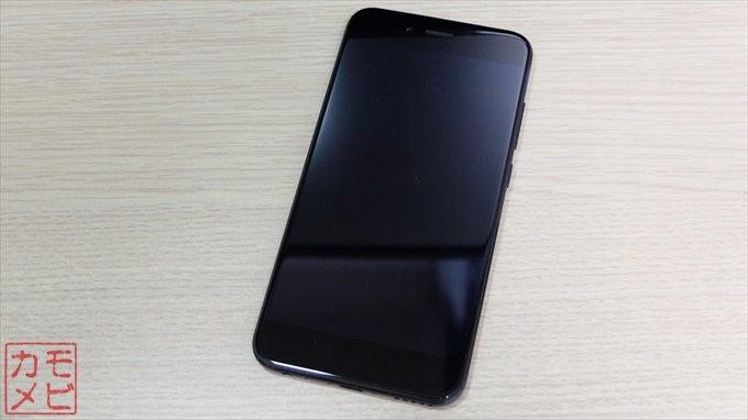 Xiaomi_MiA1 本体前面