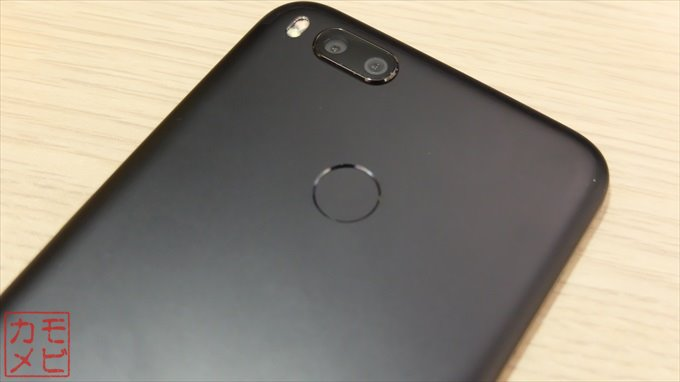 Xiaomi MiA1 指紋センター