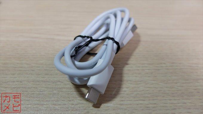 Xiaomi_MiA1 USB type-Cケーブル