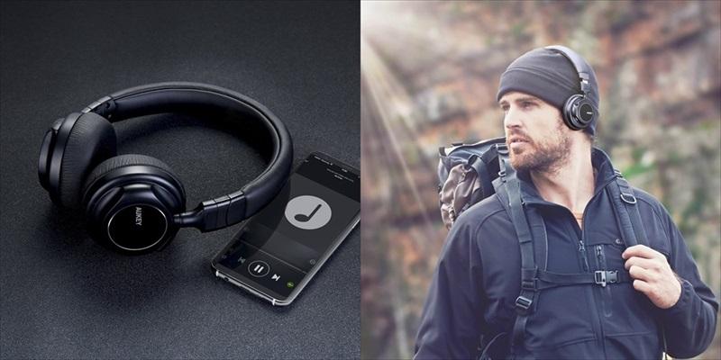 AUKEY Bluetooth ヘッドホン EP-B36