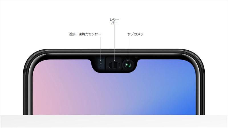 Huawei ファーウェイ P20 lite