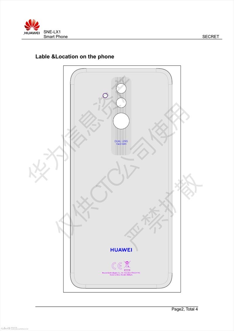 Huawei Mate20lite