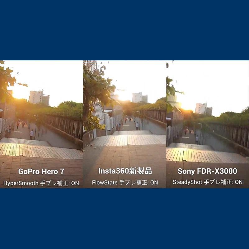 insta360新製品はGoproHERO7を超えるすごさinsta360one後継機か?