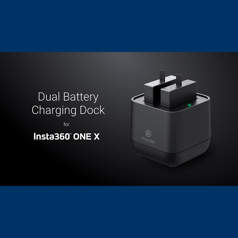 Insta360 ONE X 充電器