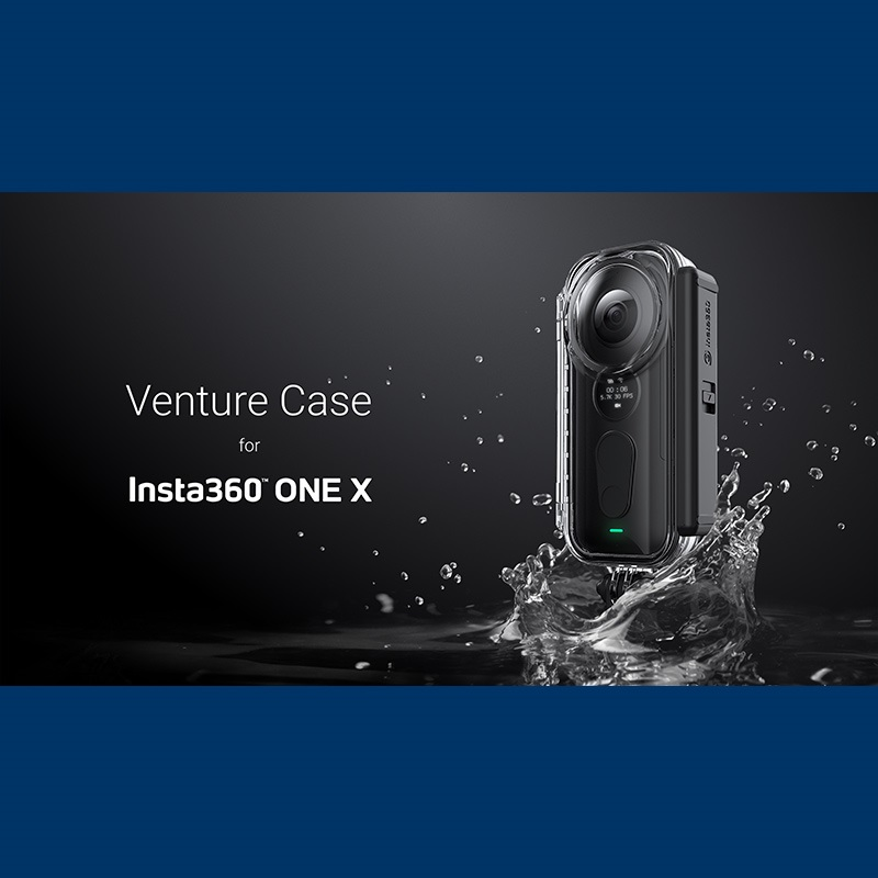 Insta360 ONE X 防水ケース