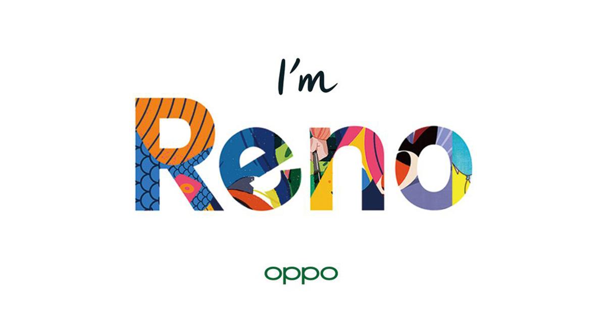 Oppoが新ブランドスマホRenoのロゴと4月発表を告知