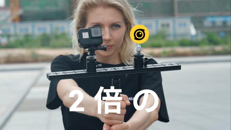 Insta360新型カメラはGoPro HERO7よりもなめらかな動画が撮影できる?