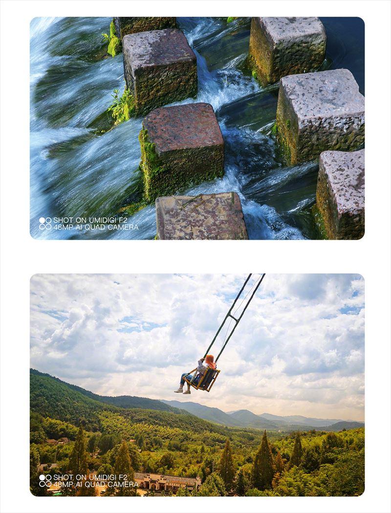 UMIDIGI F2のカメラ作例その2